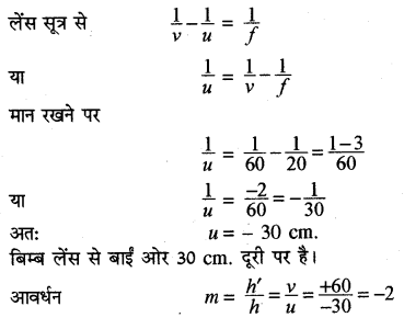 RBSE Solutions for Class 10 Science Chapter 9 प्रकाश 13