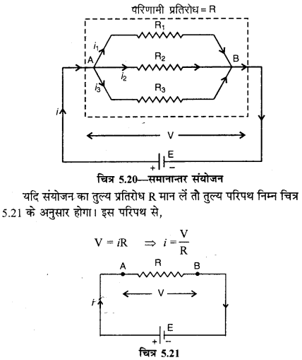 RBSE Solutions for Class 12 Physics Chapter 5 विद्युत धारा 32