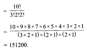UP Board Solutions for Class 11 Maths Chapter 7 Permutations and Combinations 11