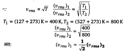 UP Board Solutions for Class 11 Physics Chapter 13 Kinetic Theory 45