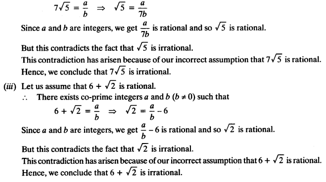 NCERT Solutions for Class 10 Maths Chapter 1 Real Numbers Ex 1.3 4