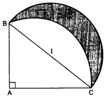 NCERT Solutions for Class 10 Maths Chapter 12 Areas Related to Circles Ex 12.3 22