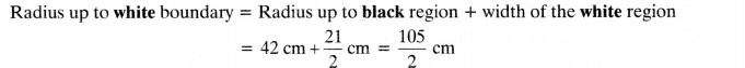 NCERT Solutions for Class 10 Maths Chapter 12 Areas Related to Circles Ex 12.1 3