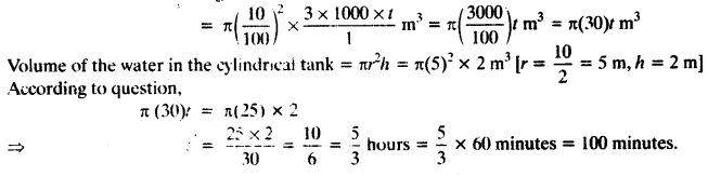NCERT Solutions for Class 10 Maths Chapter 13 Surface Areas and Volumes Ex 13.3 8