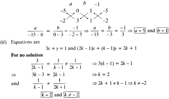 NCERT Solutions for Class 10 Maths Chapter 3 Pair of Linear Equations in Two Variables Ex 3.5 6