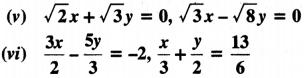 NCERT Solutions for Class 10 Maths Chapter 3 Pair of Linear Equations in Two Variables Ex 3.3 1