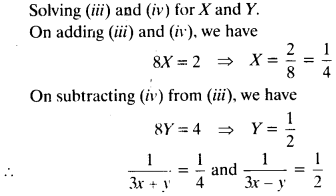 NCERT Solutions for Class 10 Maths Chapter 3 Pair of Linear Equations in Two Variables Ex 3.6 13