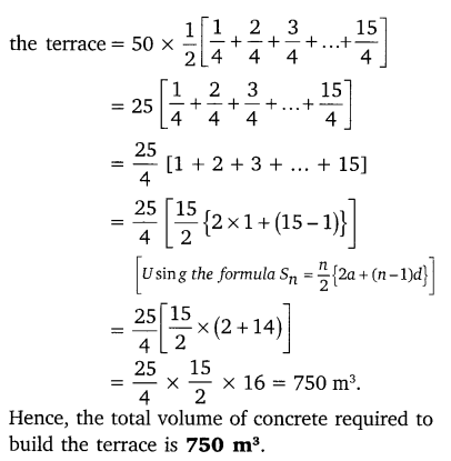 NCERT Solutions for Class 10 Maths Chapter 5 Arithmetic Progressions Ex 5.4 10