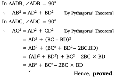NCERT Solutions for Class 10 Maths Chapter 6 Triangles Ex 6.5 8