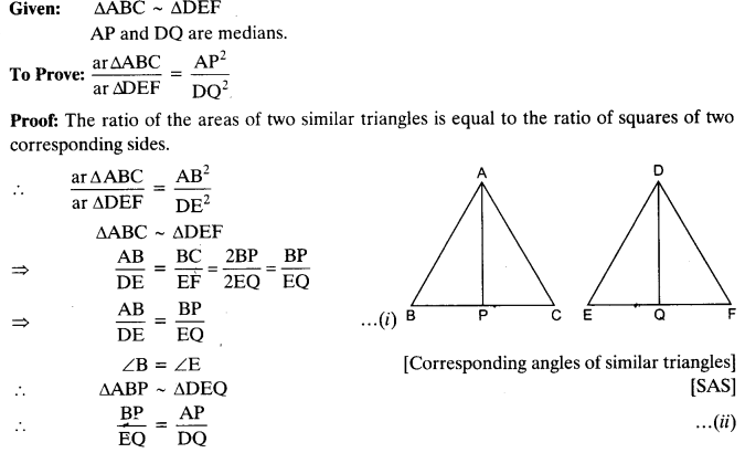 NCERT Solutions for Class 10 Maths Chapter 6 Triangles Ex 6.4 9