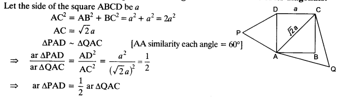 NCERT Solutions for Class 10 Maths Chapter 6 Triangles Ex 6.4 11