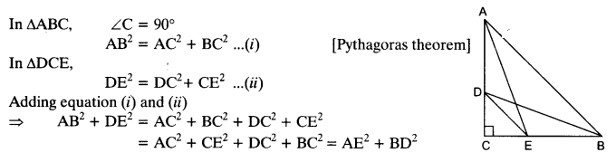 NCERT Solutions for Class 10 Maths Chapter 6 Triangles Ex 6.5 14