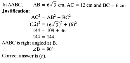NCERT Solutions for Class 10 Maths Chapter 6 Triangles Ex 6.5 19