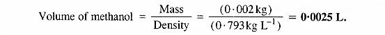 NCERT Solutions for Class 11 Chemistry Chapter 1 Some Basic Concepts of Chemistry 10