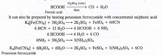 NCERT Solutions for Class 11 Chemistry Chapter 11 The p-Block Elements 36