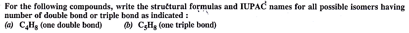 NCERT Solutions for Class 11 Chemistry Chapter 13 Hydrocarbons 3