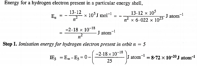 NCERT Solutions for Class 11 Chemistry Chapter 2 Structure of Atom 16