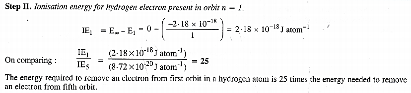 NCERT Solutions for Class 11 Chemistry Chapter 2 Structure of Atom 50