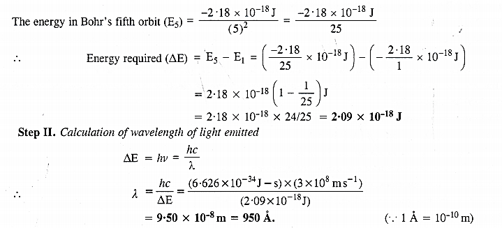 NCERT Solutions for Class 11 Chemistry Chapter 2 Structure of Atom 21