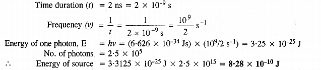 NCERT Solutions for Class 11 Chemistry Chapter 2 Structure of Atom 34