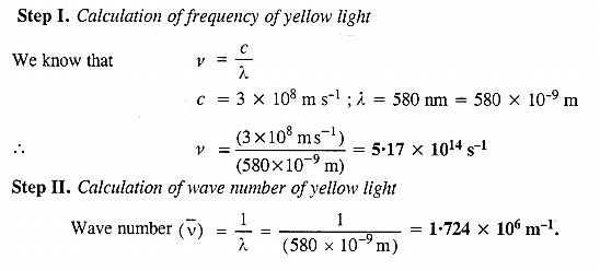 NCERT Solutions for Class 11 Chemistry Chapter 2 Structure of Atom 7