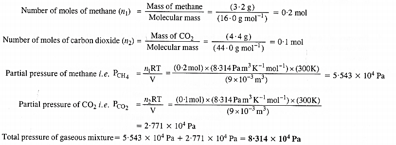 NCERT Solutions for Class 11 Chemistry Chapter 5 States of Matter Gases and Liquids 7
