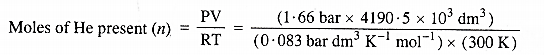 NCERT Solutions for Class 11 Chemistry Chapter 5 States of Matter Gases and Liquids 13