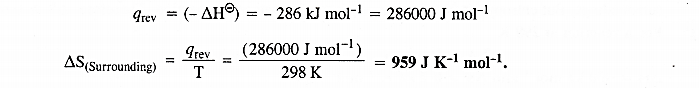 NCERT Solutions for Class 11 Chemistry Chapter 6 Thermodynamics 16