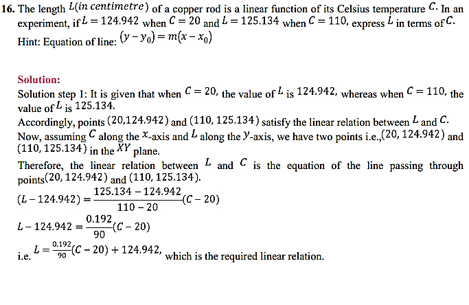 NCERT Solutions for Class 11 Maths Chapter 10 Straight Lines 10.2 10