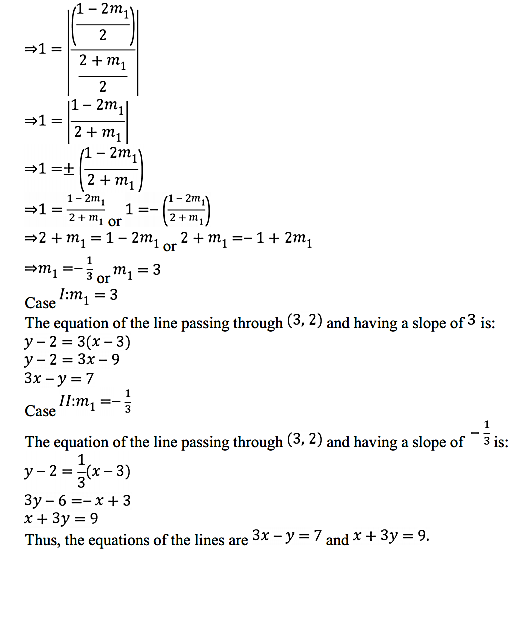 NCERT Solutions for Class 11 Maths Chapter 10 Straight Lines 10.2 15