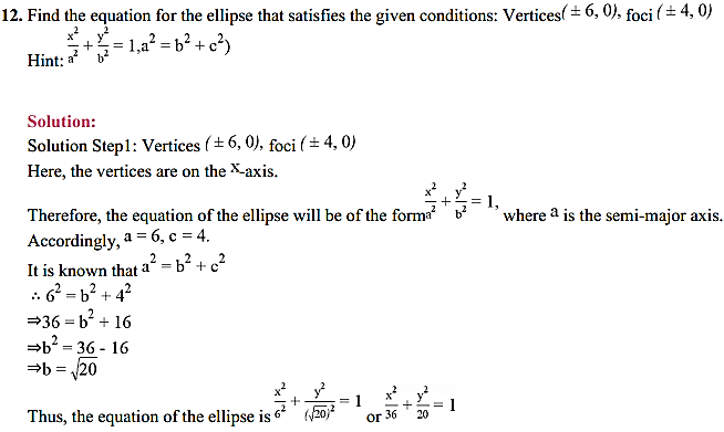 NCERT Solutions for Class 11 Maths Chapter 11 Conic Sections Ex 11.2 15