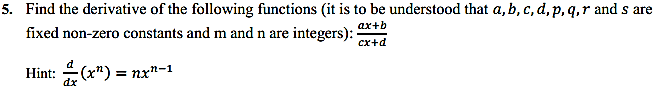 NCERT Solutions for Class 11 Maths Chapter 13 Limits and Derivatives Miscellaneous Exercise 8