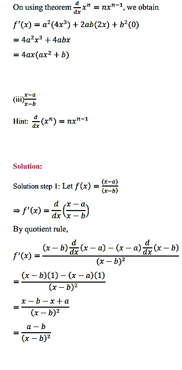 NCERT Solutions for Class 11 Maths Chapter 13 Limits and Derivatives Ex 13.2 9