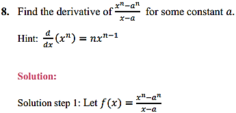 NCERT Solutions for Class 11 Maths Chapter 13 Limits and Derivatives Miscellaneous Exercise 12