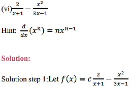 NCERT Solutions for Class 11 Maths Chapter 13 Limits and Derivatives Miscellaneous Exercise 32