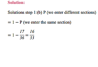 NCERT Solutions for Class 11 Maths Chapter 16 Probability Miscellaneous Exercise 6