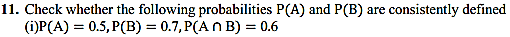 NCERT Solutions for Class 11 Maths Chapter 16 Probability Ex 16.3 18