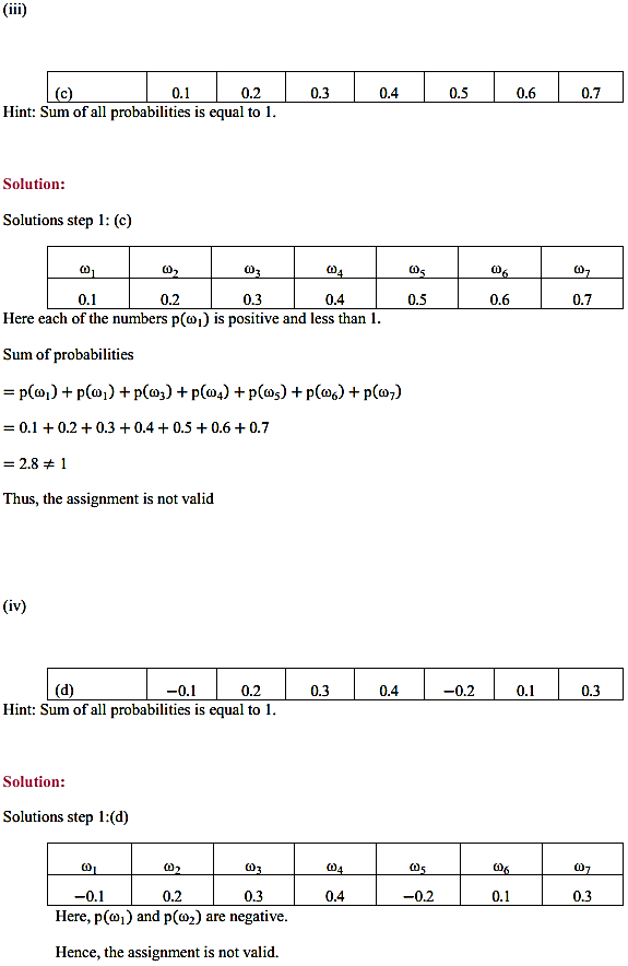 NCERT Solutions for Class 11 Maths Chapter 16 Probability Ex 16.3 3
