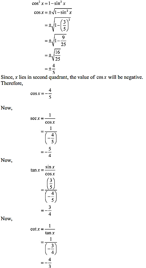NCERT Solutions for Class 11 Maths Chapter 3 Trigonometric Functions Ex 3.2 4