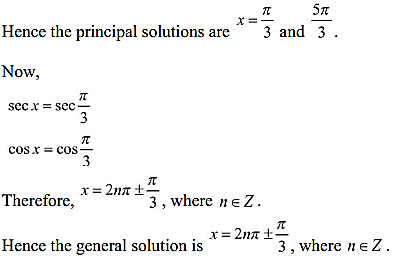 NCERT Solutions for Class 11 Maths Chapter 3 Trigonometric Functions Ex 3.4 2