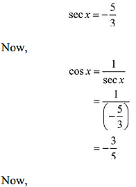 NCERT Solutions for Class 11 Maths Chapter 3 Trigonometric Functions Ex 3.2 6