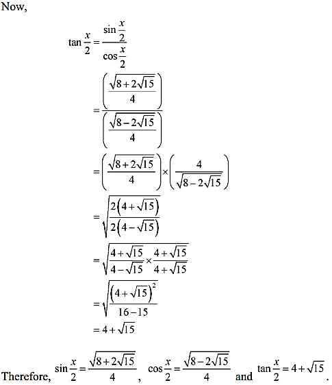 NCERT Solutions for Class 11 Maths Chapter 3 Trigonometric Functions Miscellaneous Exercise 13