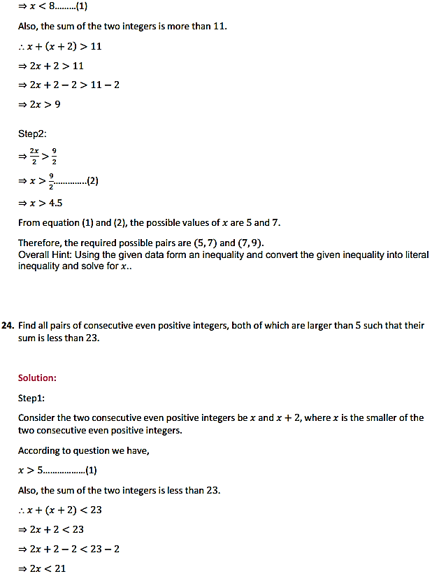 NCERT Solutions for Class 11 Maths Chapter 6 Linear Inequalities Ex 6.1 17
