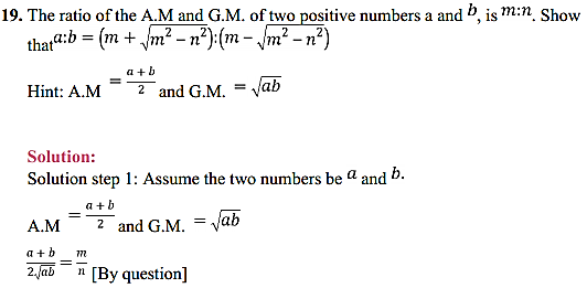 NCERT Solutions for Class 11 Maths Chapter 9 Sequences and Series Miscellaneous Exercise 27