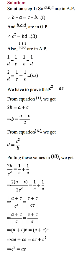 NCERT Solutions for Class 11 Maths Chapter 9 Sequences and Series Miscellaneous Exercise 29