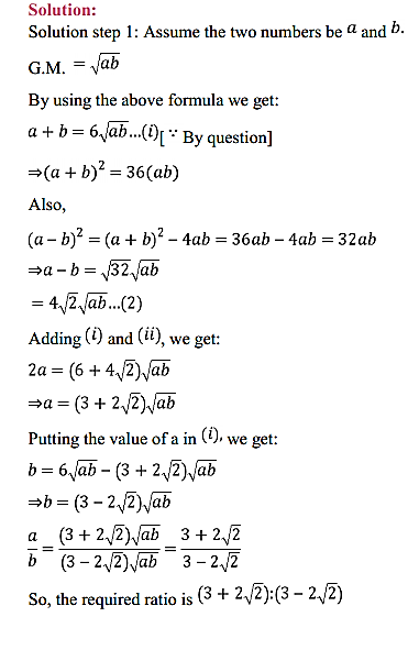 NCERT Solutions for Class 11 Maths Chapter 9 Sequences and Series Ex 9.3 34