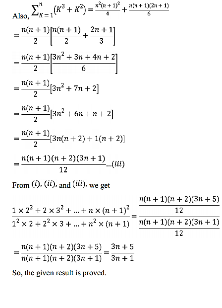 NCERT Solutions for Class 11 Maths Chapter 9 Sequences and Series Miscellaneous Exercise 40