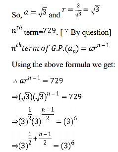 NCERT Solutions for Class 11 Maths Chapter 9 Sequences and Series Ex 9.3 7