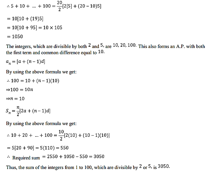 NCERT Solutions for Class 11 Maths Chapter 9 Sequences and Series Miscellaneous Exercise 7
