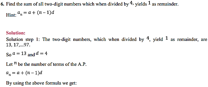 NCERT Solutions for Class 11 Maths Chapter 9 Sequences and Series Miscellaneous Exercise 8